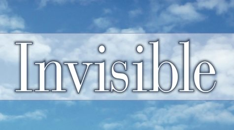 Invisible - a new novel by Bruce A. Bracken