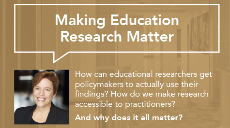 Making Education Research Matter